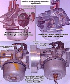 Information about Carburetors, Fuel Pumps, Fuel Systems and Various Fuels for Small Engines and Garden Pulling Tractor Engines Lawn Mower Maintenance, Lawn Mower Repair, Kohler Engine Parts, Garden Tractor Pulling, Chainsaw Repair, Kohler Engines, Lawn Equipment, Engine Repair, Mechanical Engineering