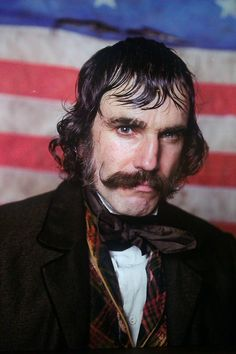 """Daniel Day-Lewis as 'Bill the Butcher' in Scorsese's """"Gang Of New York"""". Great Films, Good Movies, Movie Photo, Movie Tv, Movie Theater, Gangs Of New York, Portraits, Martin Scorsese, Fiction"""