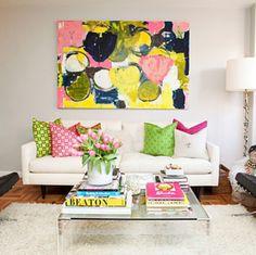 d2 interieurs #denisedavies #modcolonial  Vivid Hue Home Loves Denise Davies Style!