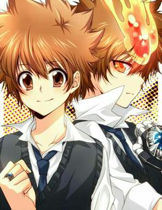 Find images and videos about anime, anime boy and katekyo hitman reborn on We Heart It - the app to get lost in what you love. Hitman Reborn, Reborn Katekyo Hitman, Mafia, Anime Guys, Manga Anime, Anime Art, 07 Ghost, Dibujos Anime Chibi, Digimon