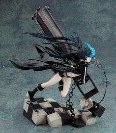 Black Rock Shooter: BRS Animation Ver. 1/8 Scale PVC Statue | Yorokonde.de - Ihr Online-Shop für original Anime-Figuren und Modellbausätze aus Japan
