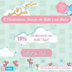 Post Facebook - Lojas Baby