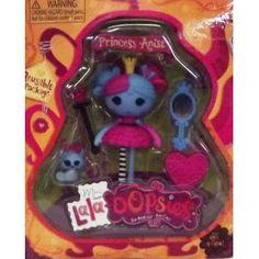 Mini Lala-Oopsie Princess Anise Mini Figure Set
