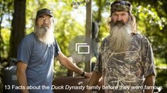 Jep and Jessica Robertson promise a Duck Dynasty that's getting back to basics in the new season