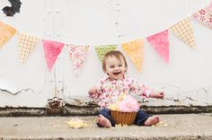 1st Birthday shoot