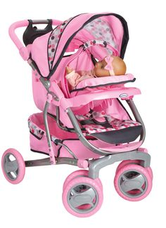 .: TollyTots | Graco :.Baby Doll Stroller
