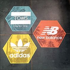 Interlocking Branded Floor Graphics For Shoes – Fixtures Close Up Toms One For One, Floor Graphics, Floor Decal, Window, Display, Flooring, Shoes, Decor, Stuff Stuff