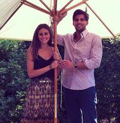 olivia and fiance