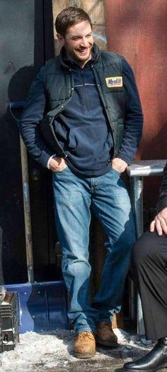 Tom Hardy- goshhhhh he's SOO beautiful!!