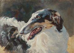 Я продолжаю свой рассказ о борзых собаках в живописи. Свой прошлый пост я полностью посвятила левретке. Это пост посвящен тому вдохновению, которые я черпаю от всей группы борзых собак. Борзые собаки — это особая каста охотничьих ловчих собак. От гончих и других пород охотничьих собак борзые отличаются способность охотится «по зрячему». Ох отличает более острое зрение, больший обзор, самая…