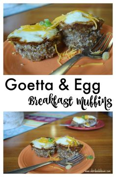 Goetta & Egg Breakfa