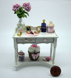 Shabby Chic Dollhouse Miniatures | Add it to your favorites to revisit it later.