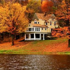 beautiful peaceful comforting Fall
