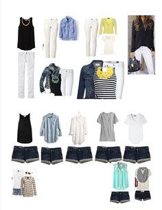 Wardrobe Outfits