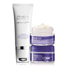 Anew Clinical & Platinum 3-Piece Set