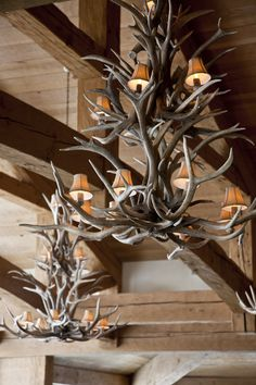 Rustic and beautiful handmade chandeliers at Element52