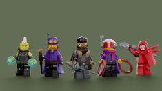 GPI: future | Originally this started out as a revamp of my … | Flickr Lego Custom Minifigures, Lego Minifigs, Lego Army, Lego Military, Lego Robot, Lego Moc, Lego Creative, Amazing Lego Creations, Lego Design