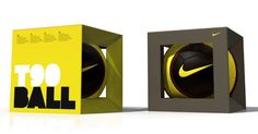 Packaging of the World: Creative Package Design Archive and Gallery: Nike Football