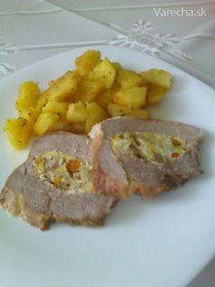 Toto mäso veľmi rada robím pre mojich doma.Nezaberá veľa práce a je výborné.