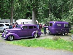 Purple People Eater Boler and Matching Ride