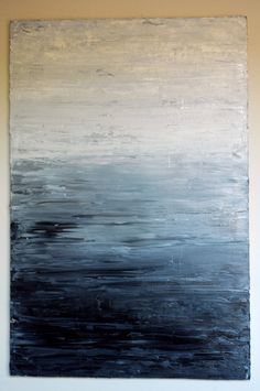 original abstract oil painting