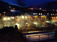 Spa of the Rockies - A Refreshing New Year | Luxurysparobes.com Blog