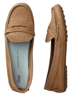 my favorite gap loafers are back in stock!
