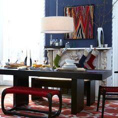 Terra Dining Table #westelm $699