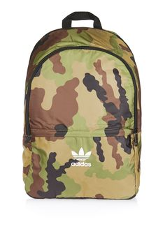 Camoflage Backpack by Adidas Originals - Bags & Accessories- Topshop Europe