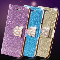 Kisscase per samsung s7 s6 edge plus casi di cristallo di diamante della moda cuoio di vibrazione della copertura del telefono per galaxy s7 s6 edge s6 bordo più