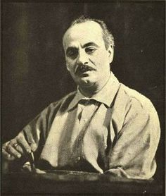 Kahlil Gibran is an artist, poet, and my favorite American writer Lebanon. He was born in Lebanon (then entered the Province of Syria in the Ottoman Empire) and spent most of his productive in the United States.