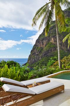 Sugar Beach is located on the most dramatic 192 acres in St. Lucia. It's a #Fodors100 winner in the Blissful Beach Retreats category.
