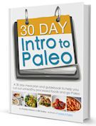 30 Day Intro to Paleo E-Book.  Hayley Mason (Author), Bill Staley (Author)