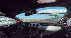 Video Ford Mustang 2016 en el Circuito de Silverstone - http://autoproyecto.com/2015/07/video-ford-mustang-2016-en-el-circuito-de-silverstone.html?utm_source=PN&utm_medium=Pinterest+AP&utm_campaign=SNAP
