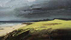 Chris Bushe RSW - Early Morning Light, Saligo Bay