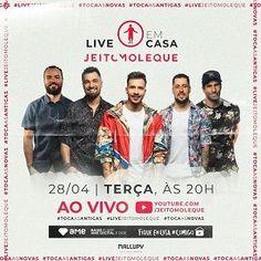 baixar cd Jeito Moleque Live em Casa 2020 #FiqueEmCasa, baixar cd Jeito Moleque Live, Jeito Moleque Live em Casa 2020 #FiqueEmCasa, Jeito Moleque