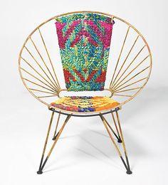 Silla Brazo Love   Material: Forja o Hierro   Mueble realizado en Hierro... Eur:339 / $450.87