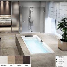 #novellini #bathtub #bath #bathroom #2018 #papapolitis Sweet Home, Bathtub, Interior Design, Bathroom, Architecture, Countryside, Basement, Massage, Dressing
