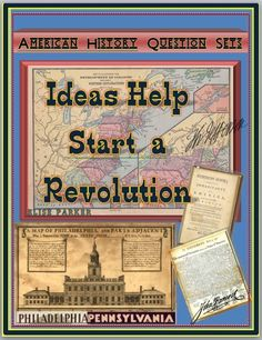 Looking for a teaching resource that zeros in on two of the most critical years in American history? These American Revolution worksheets target the events of 1775 and 1776, lets students dive deep into issues related to the colonies' decision to break from Great Britain. Covers key points and individuals -- Common Sense, the Declaration of Independence, the Olive Branch Petition, Locke, Jefferson, Paine, Franklin, Adams, Washington & Dickinson! Also includes Patriots & Loyalists, Bunker…