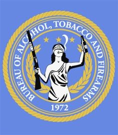 Perfect for my Dad the former ATF agent: Alcohol, Tobacco & Firearms.. I wonder if he would like it or hate it..