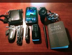 Dickies Bi-fold Wallet with Chain & Carabiner