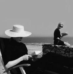 Liv Ullman and Bibi Andersson inPersona(1966)