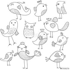 New bird doodle zentangle ideas Ideas Doodle Art, Bird Doodle, Doodle Ideas, Bird Drawings, Doodle Drawings, Bird Patterns, Embroidery Patterns, Banner Doodle, Doodle Patterns