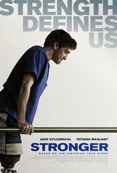 STRONGER starring Jake Gyllenhaal & Tatiana Maslany | In theaters September 22, 2017