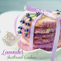 This is the second season I have had lavender growing in my garden and it has yielded a nice amount of lovely flowers. I was so intrigued to come across a few recipes that use lavender as an ingredient and decided to make a batch of Lavender Shortbread Cookies. The cookies are crisp and melt-in-your...Read More