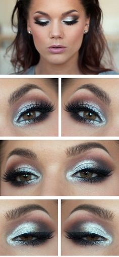 Try this with the Moondust highlighter palette