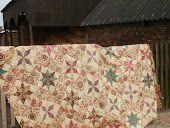 """Wilma´s Homemade Quilts: """"Mijn baby Jane (DJ)"""",..."""
