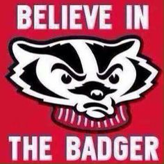 Bucky Badger : Univ. Of Wisconsin mascotWisconsin logo Great Ideas! More Pins Like This At FOSTERGINGER @ Pinterest