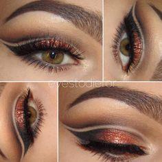 ¡Brillo cosmético FIREWORKS añadirá POW a su look de sombra de ojos! ¡No olvides tu spray de Fixit para mantener su brillo en todo el día! Enlace aquí... https://www.etsy.com/listing/115646947/fixit-100-all-natural-vegan-eye-primer?ref=shop_home_active  ¡Mira adictiva línea de brillo cosméticos! ¡Aplica brillos como una sombra de ojos con Fixit Spray sobre una sombra de ojos para POP extra, sobre su Lipgloss adictivo favorito de cosméticos, uso en looks de uñas o...