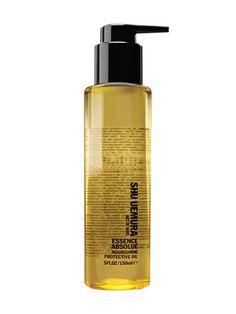 Platinum Blonde Hair Care - Shu Uemura Essence Absolue Nourishing Protective Oil | allure.com